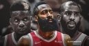 James Harden hoping to keep 'head above water' until Chris Paul, Clint Capela return
