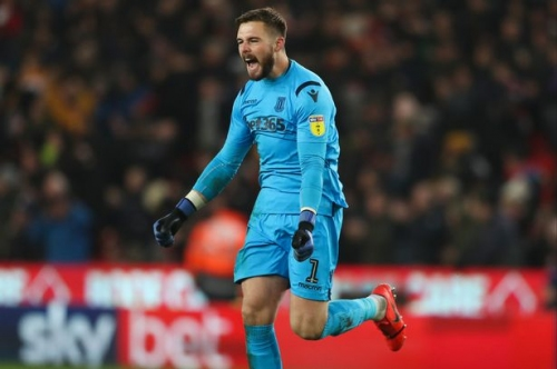 We love the manager's passion says Stoke City number one