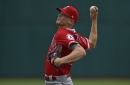 A's add former Angels pitcher to starting rotation mix