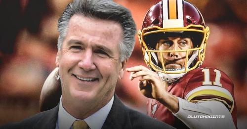 Redskins president Bruce Allen believes Alex Smith will make a comeback
