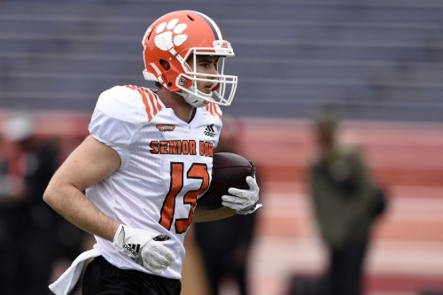 Breaking down the receivers and guards that impressed on Day 1 of the Senior Bowl