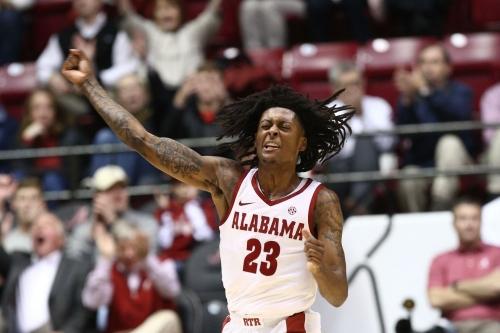 Alabama Basketball Dominates Ole Miss: 74-53