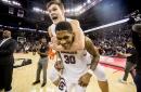South Carolina pulls off another stunner, edges No. 16 Auburn 80-77