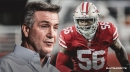 Redskins president Bruce Allen doesn't expect Reuben Foster to be suspended