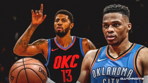 Russell Westbrook says Paul George should be Defensive Player of the Year