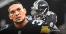 Steelers RB James Conner says he didn't feel pressure replacing Le'Veon Bell