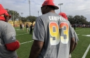 2019 Pro Bowl: NFL spells Calais Campbell's name wrong on shirt