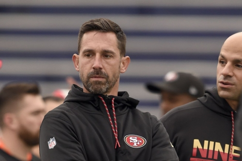 Kyle Shanahan is a month ahead of schedule on his draft prospect evaluations