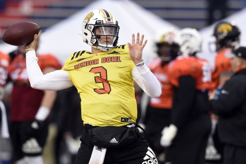 Hogs Haven 2019 First Round Mock Draft - Redskins Get a Replacement for Alex Smith at Pick 15.