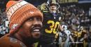 Broncos superstar Von Miller compliments Steelers RB James Conner