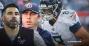 Titans coach Mike Vrabel thinks OC Arthur Smith is what's best for Marcus Mariota