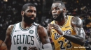 Lakers rumors: Celtics' Kyrie Irving likes being 'the man,' unlikely he joins LeBron James in L.A.