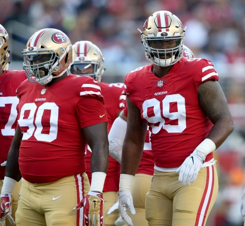 49ers cutting ties with former starting defensive lineman