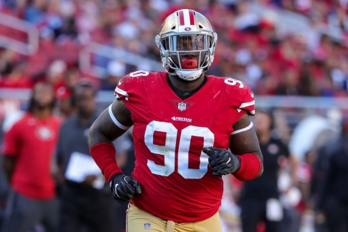 Earl Mitchell sends farewell message to 49ers