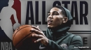 Jayson Tatum invited to participate in Skills Challenge at All-Star Weekend