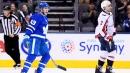 Nazem Kadri's hat trick leads Maple Leafs over Capitals