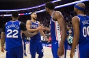 Sixers Bell Ringer: Game 49