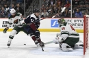 Avalanche stumbles into the all-star break as handful of miscues lead to Wild's 5-2 win