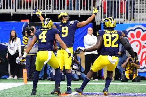 Michigan football's wide receivers hold key to 2019 season
