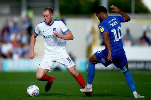 Stoke City 'target' Matt Clarke not going anywhere, insists Portsmouth boss