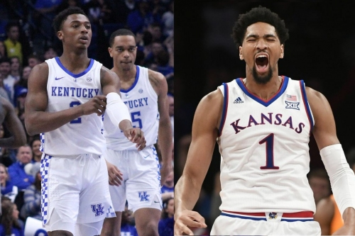 Kentucky vs. Kansas: Preview, viewing info and what to watch for