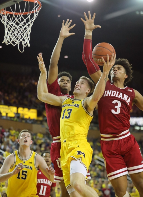 Michigan basketball vs. Indiana Hoosiers: What to watch for