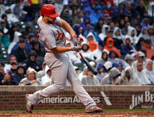 DeJong's bat could make big impact in No. 3 spot for Cardinals
