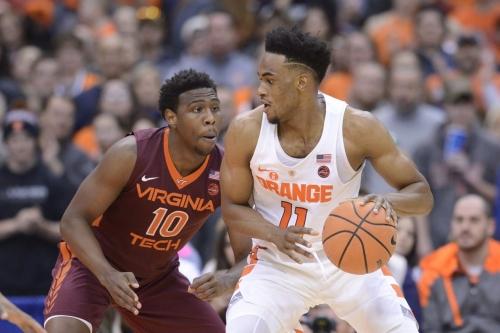 #FakeNunes previews the Syracuse Orange vs Virginia Tech Hokies