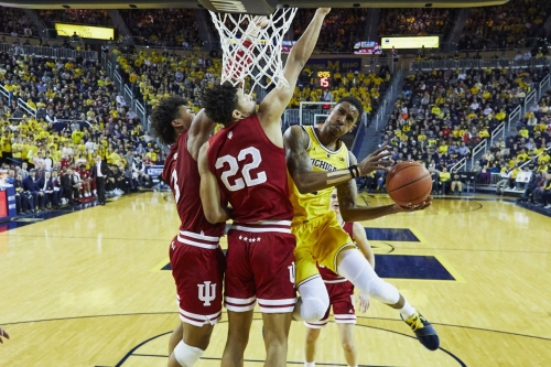1/25 Big Ten Preview & Open Thread: Indiana Hosts Michigan
