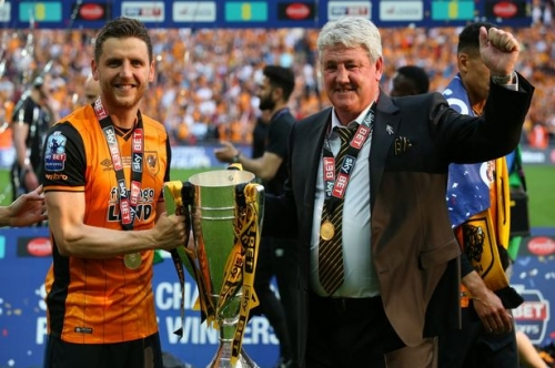 Steve Bruce's son Alex set to link up with a former Aston Villa coach at new club