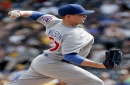 AP source: Justin Wilson, Mets agree to $10M, 2-year deal