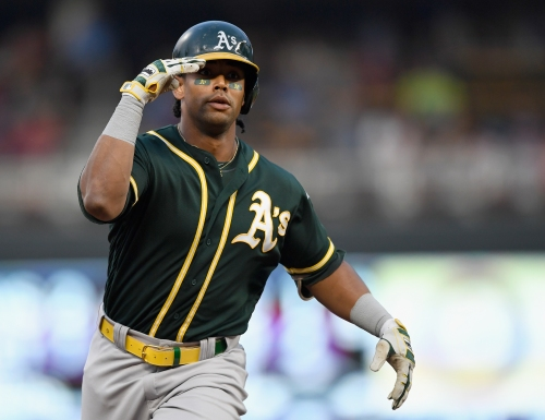 The latest on A's possible extension for Khris Davis