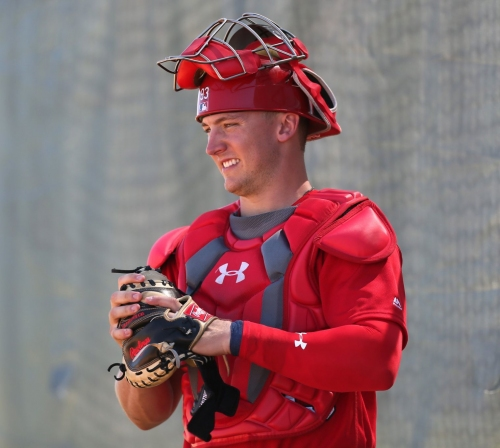 BenFred: Cardinals catcher Knizner prepared for pressure of following Molina