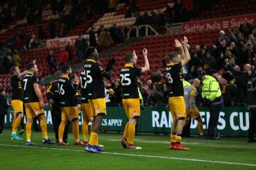 Middlesbrough 1-1 Newport County: Exiles boss Mike Flynn hails 'fairytale' Matty Dolan equaliser