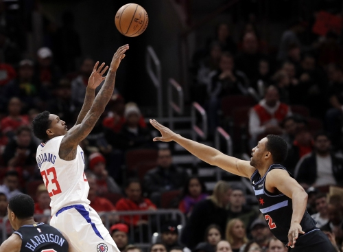 Clippers' Lou Williams in exclusive company with triple-double off the bench