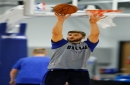 Maxi Kleber's development was on display during Mavs' win over Pistons