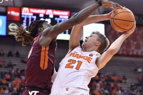 GameThread: Syracuse Orange vs. Virginia Tech Hokies