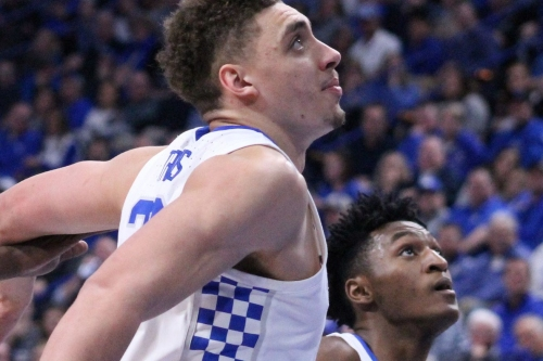 Kentucky outmuscles Kansas: 4 things to know & postgame talk