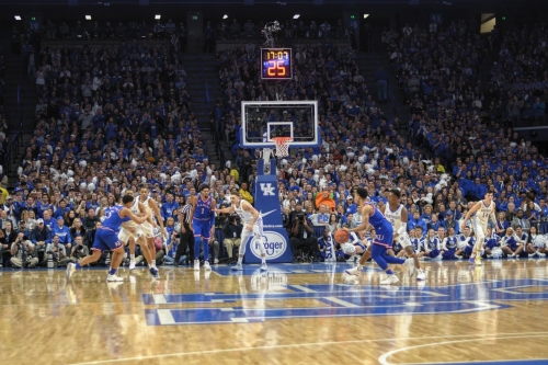 Highlights, Box Score and Game MVP from Kentucky beating Kansas