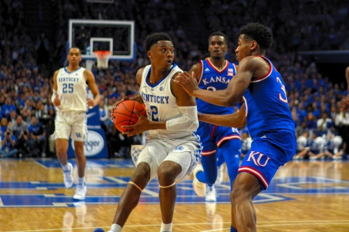 6 more thoughts & postgame notes from Kentucky's win over Kansas