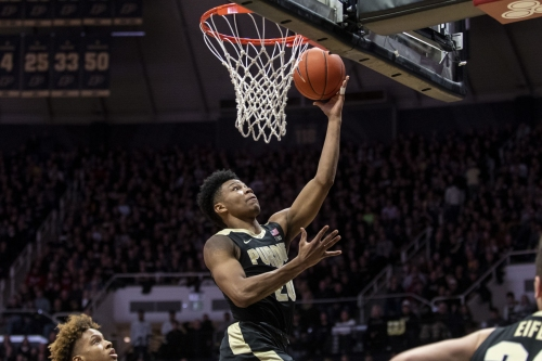 Purdue Men's Basketball: Boilers hold off No. 6 Michigan State 73-63 for a statement win