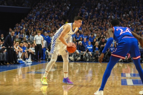 Tyler Herro proving he's much more than a scorer for surging Wildcats