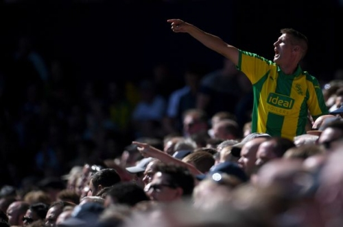West Brom's average attendance revealed and Leeds United, Norwich City and more promotion rivals