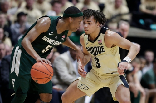 Couch: Cassius Winston's game has become a drug for Michigan State