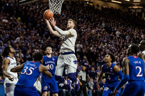 KU, K-State continue to top Big 12 power rankings