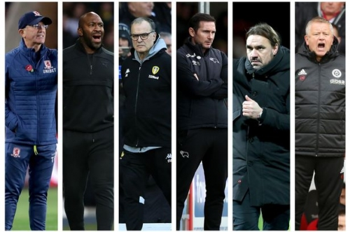 'Leeds United will murder us' What West Brom, Derby, Middlesbrough and the other promotion chasers are saying