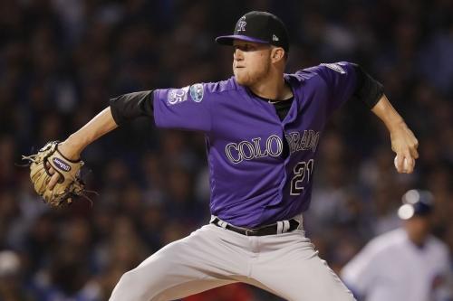 Monday Rockpile: Kyle Freeland's new pitches