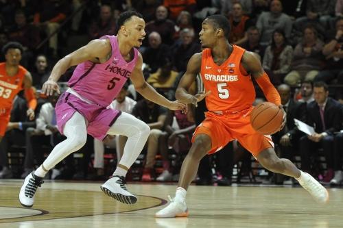 Blowout in Blacksburg: High ball pressure dooms Syracuse's offense vs. Virginia Tech