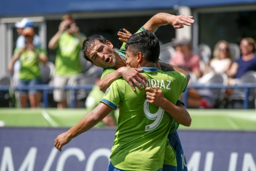 Pieces are there for Sounders to continue offensive run