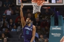 Bench shines as Hornets beat Knicks, 101-92